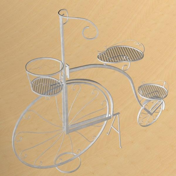 3D bike ready model