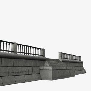 3D model modular