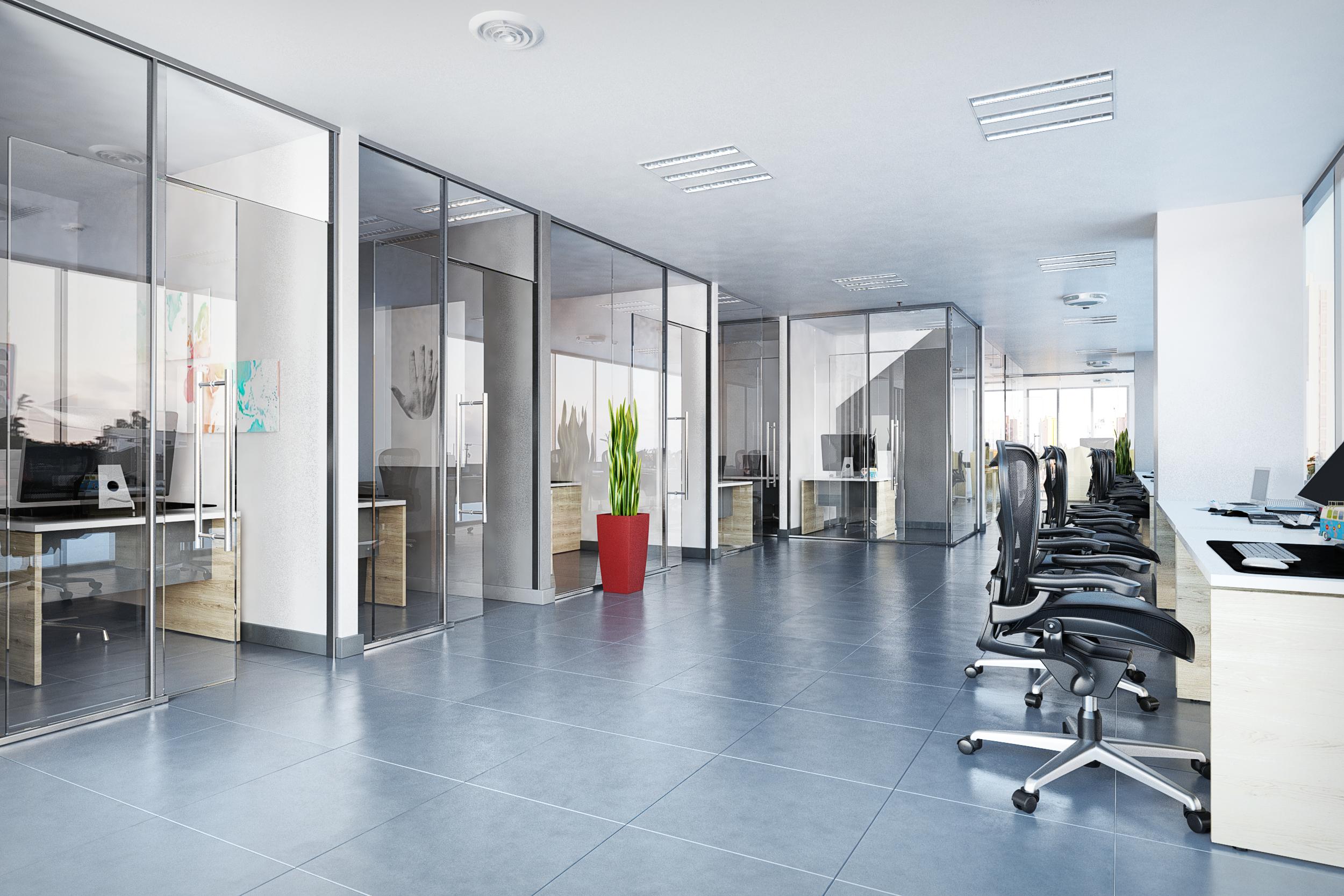 Designing a Modern Office