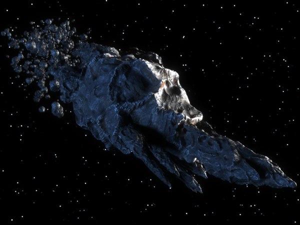 dark comet model