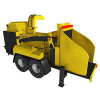 brush chipper model