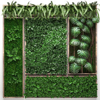 Vertical gardening collection