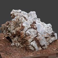 Photogrammetry Stone 3D 10