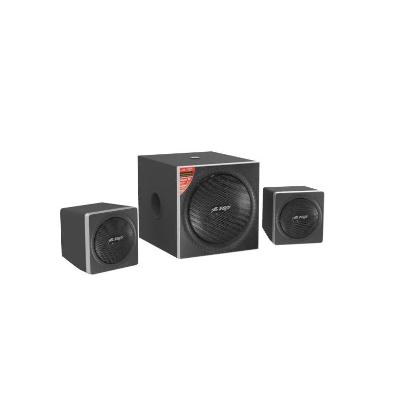fenda a150x pc speakers 3D