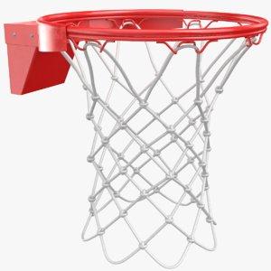 basketball rim model