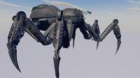 robo spider 3D