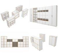 class cabinet 10 1 3D