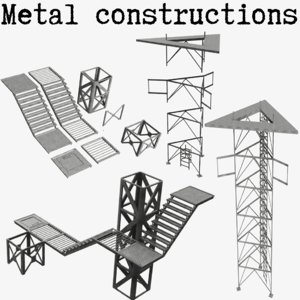 modular construction 3D