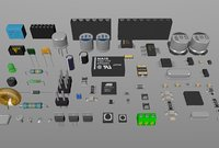 Electronic Components for circuit board