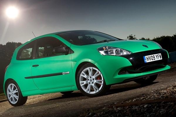 Renault Clio Sport >> Renault Clio Sport