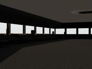 3D aircraft carrier