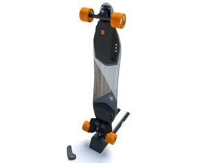 skate boosted model