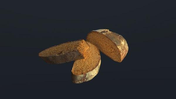3D bread