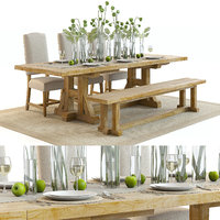 Pottery Barn - Stafford Set 2