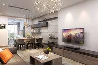 Apartment livingroom modern