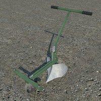 hand plow model