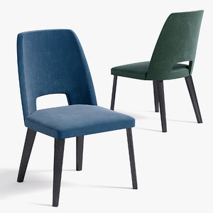 thea chair 3D model