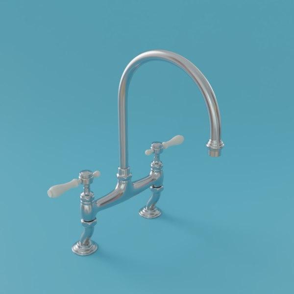 faucet blender 3D model