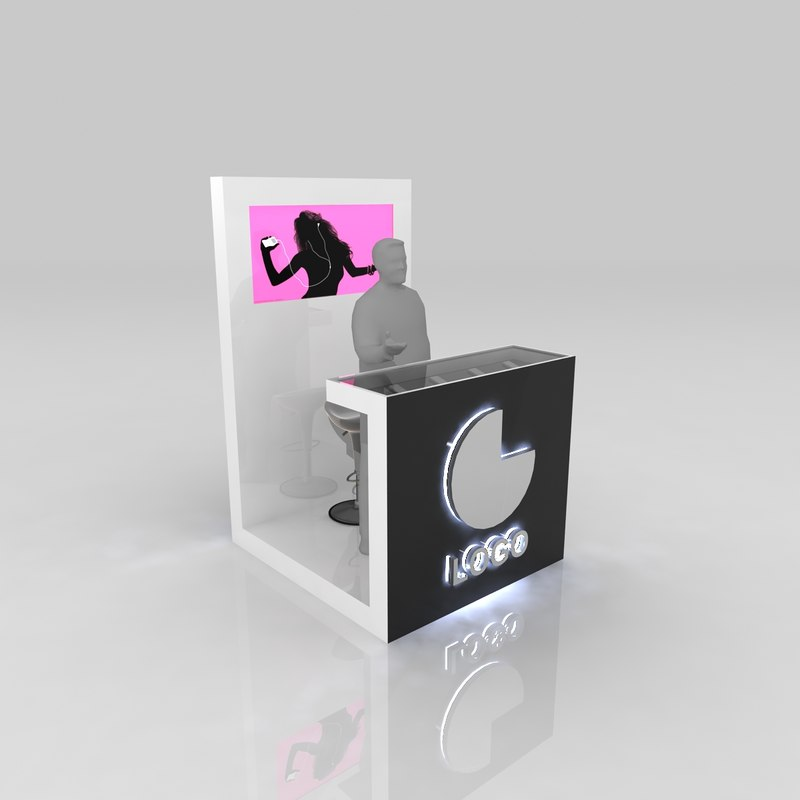 3D display mobiles phones