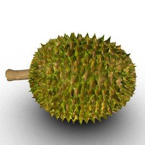 3D durian