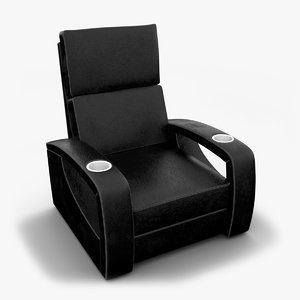 theater armchair stitches model