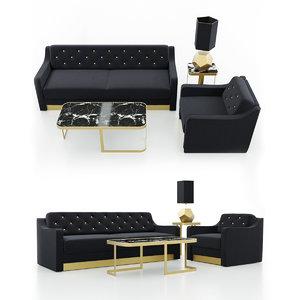 decorative set marioni   model