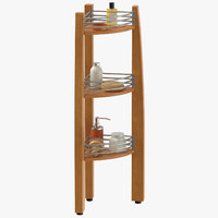 3D shower caddy 03