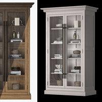 3D bookcase 20th model