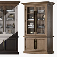 sideboard restoration hardware 3D model