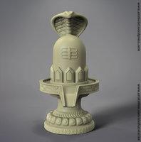 3D shivling lord shiva ling model