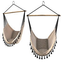 hammock provincial white 3D