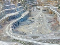 Opencast Mines - Ground Hole