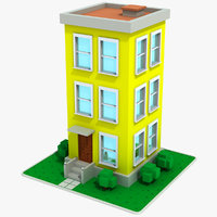 Cartoon House 11