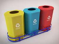 Recycling Bucket Model