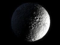 moon ultra hd 3D model