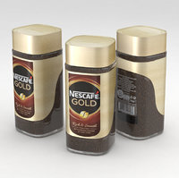 Coffe Instant Nescafe Gold Rich and Smooth 100g Jar