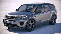 Land Rover Discovery Sport Landmark 2019