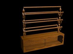 alna 3D model