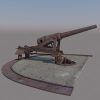 3D cannon ww
