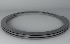 key ring model
