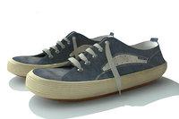3D footwear shoes sneakers