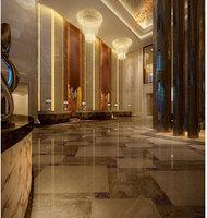 3D lobby model