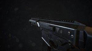 3D model msbs 556k