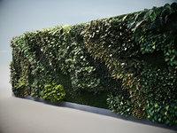 vertical garden 6 3D model