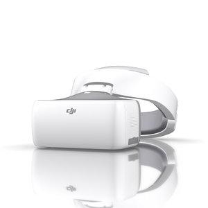 dji goggles element 3D model