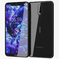 Nokia 5.1 Plus (Nokia X5) Black
