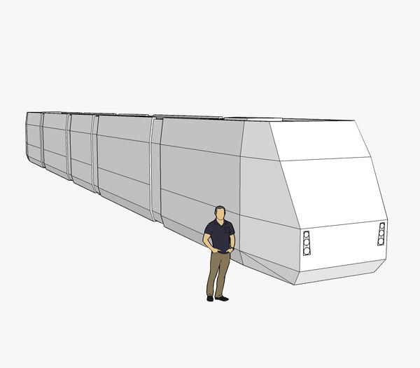 tram simply 3D