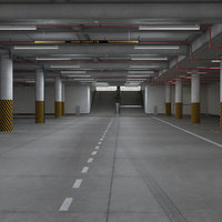 real garage parking 3D