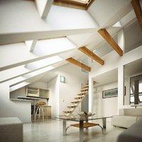realistic interiors 3D
