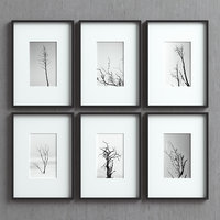 3D picture frames set -32 model